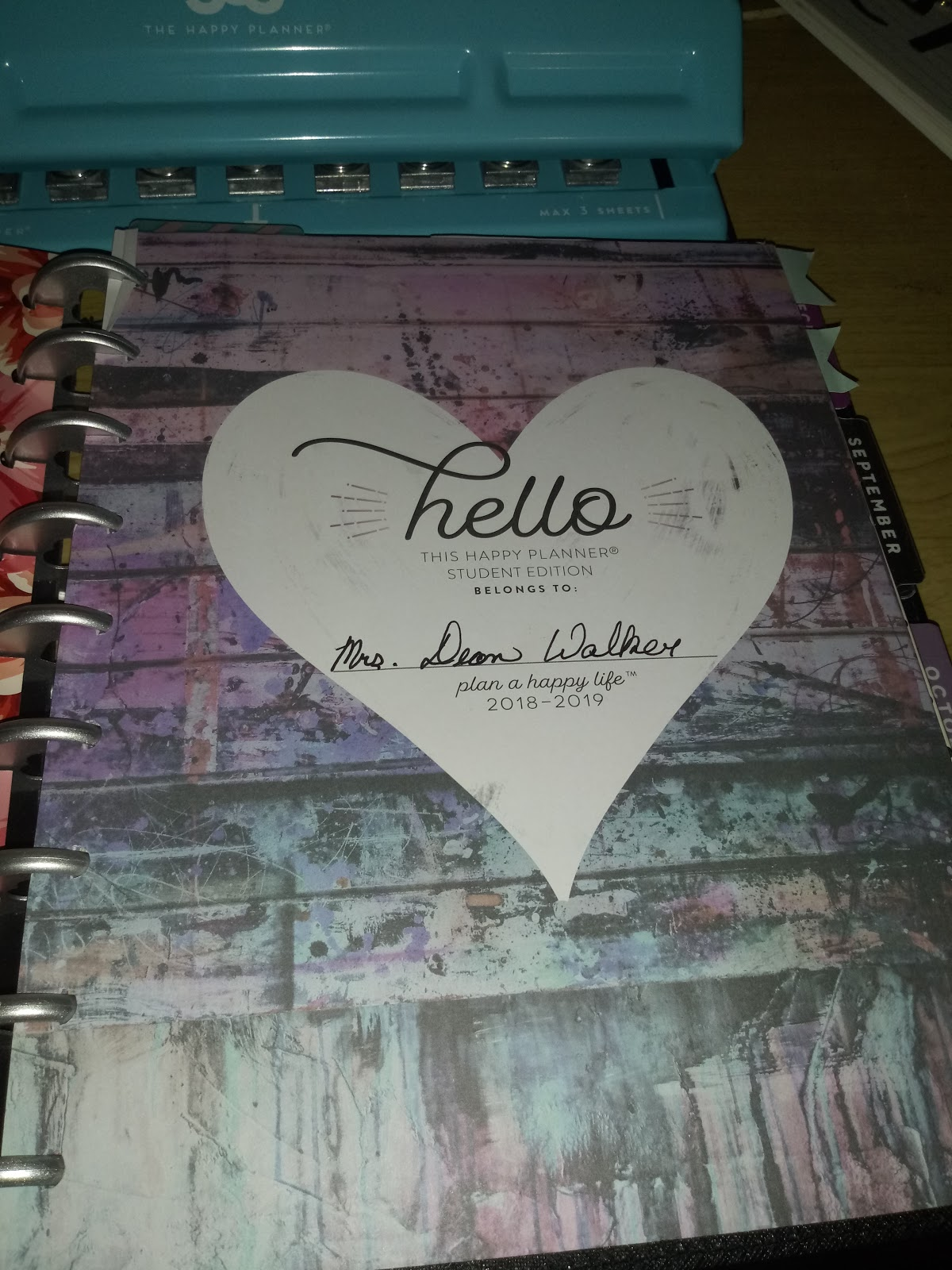 Do I finally have planner of peace? – Ms  Dee Wisdom
